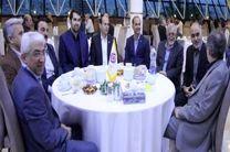 برگزاری ضیافت افطار مشتریان ارزنده بانک ایران زمین