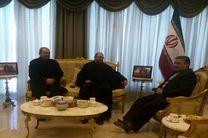 دیدار سفیر ایران در امان با رئیس کلیسای «مرج الحمام»
