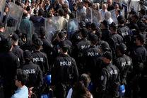 بازداشت ۱۶۸ نفر در ترکیه به اتهام ارتباط با شبکه گولن