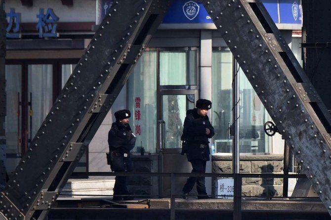 بازگشایی گذرگاه مرزی جدید میان چین و کره شمالی