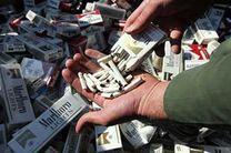 کشف محموله ی سیگار قاچاق در بندرعباس