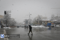 اطلاعیه هواشناسی در خصوص بارش برف و باران در کشور