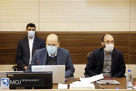 حضور رییس قوه قضاییه در جلسه شورای قضایی سمنان