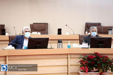 جلسه مدیریت مصرف سوخت زمستانی در وزارت کشور
