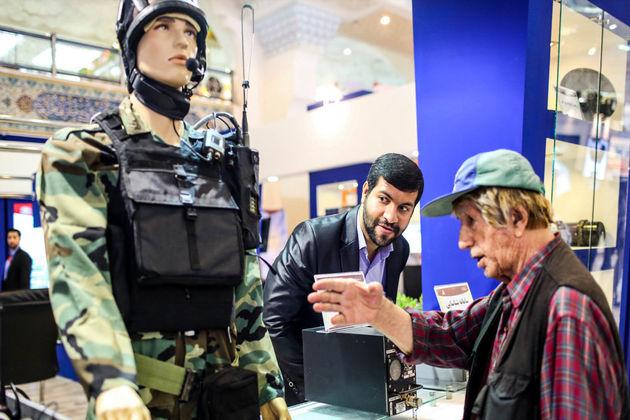 نمایشگاهی برای ایمنی و امنیت