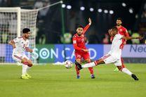 اعلام ترکیب تیم های ملی امارات و قرقیزستان