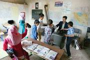 ۹۵ درصد کلاس های روستایی ما، به ناچار حضوری است