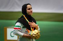 بانوی ورزشکار شیرازی، نامزدهای دریافت بهترین ورزشکار جهان شد