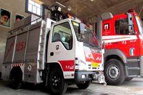 استقرار70  آتش نشانان در دربی 84