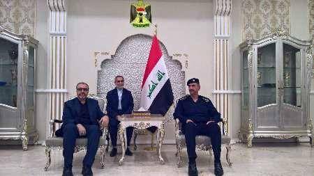 معاون وزیر کشور به منظور برنامه ریزی مشترک برگزاری مراسم اربعین به عراق سفر کرد