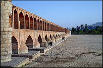 هیچ خطری سی و سه پل اصفهان را تهدید نمی کند