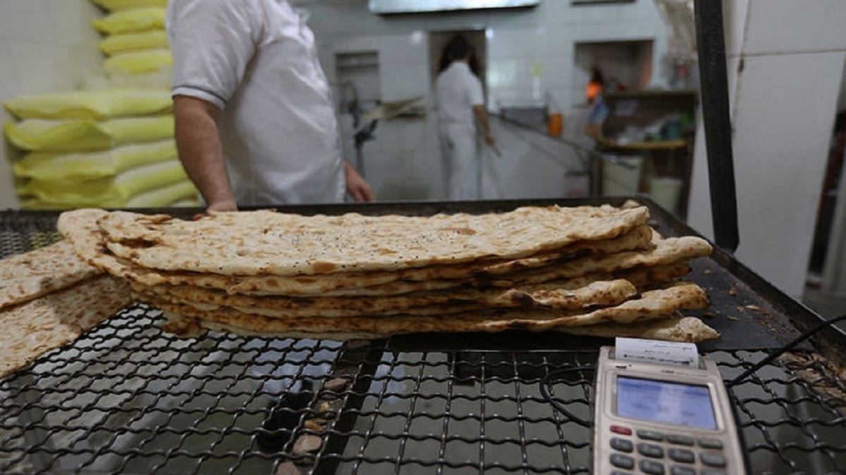 نرخ مصوب انواع نان در تهران اعلام شد