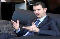 «بشار اسد» با یک هیأت پارلمانی مشترک روسی و اروپایی دیدار کرد