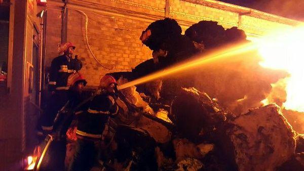 انفجار گاز در شهرک واوان و ۱۱۰ آسیب دیده
