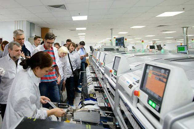 روسیه در مصر منطقه صنعتی میسازد