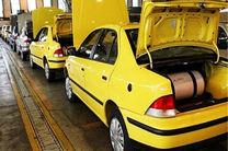 تاکسیها و وانت بارهای عمومی رایگان گازسوز میشوند