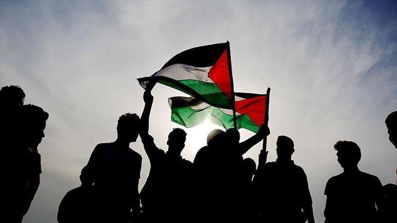 تظاهرات مردم مراکش در حمایت از ملت فلسطین