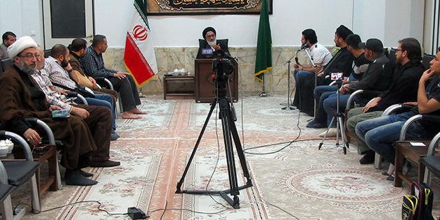 حزب الله لبنان، اسلام حقیقی را به دنیا معرفی و در برابر استکبار مقاومت می کند