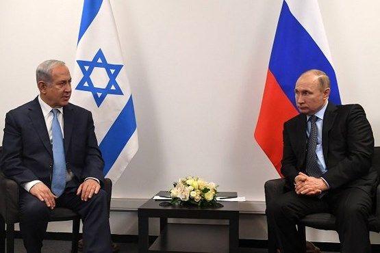 گفتگو پوتین و نتانیاهو درباره موضوع برنامه هستهای ایران