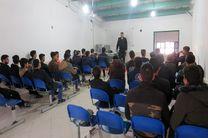 برگزاری کارگاه آموزشی امنیت اخلاقی در مرکز آموزش فنی و حرفه ای شهرستان اردستان