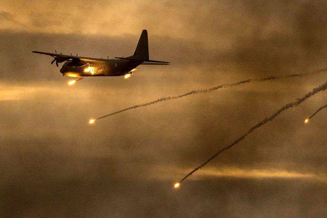 حمله جنگنده های اسرائیلی به فرودگاه بین المللی دمشق