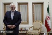 پیام تبریک ظریف در پی انتصاب رئیس جدید قوه قضائیه