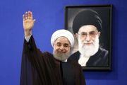 افتتاح کارخانه آهن اسفنجی اردکان با حضور حسن روحانی