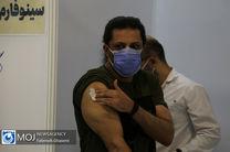 تزریق بیش از ۴۵ میلیون دز واکسن کرونا در کشور تا امروز