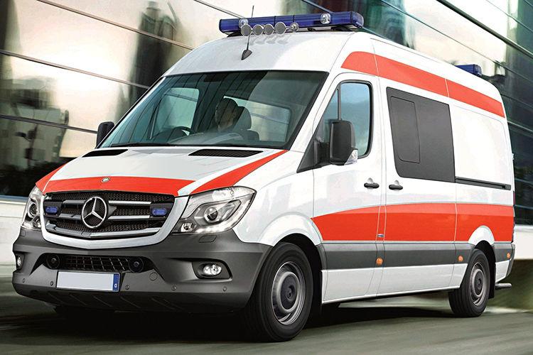 120 آمبولانس وارداتی پیشرفته در راه بیمارستانهای کشور