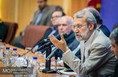 لاریجانی: ترامپ صدها میلیارد از امکانات امت اسلامی را چپاول کرد/سنگر مجلس نفوذناپذیر است