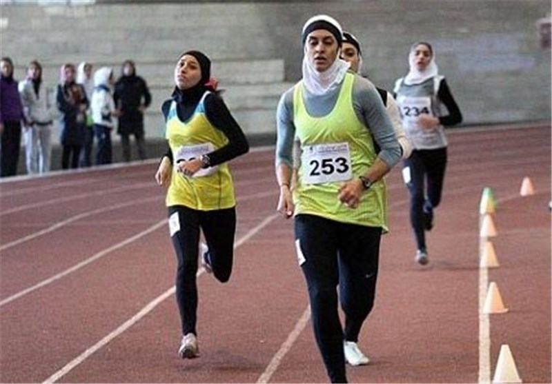 بانوان دونده کردستانی صاحب پنج مدال خوشرنگ شدند