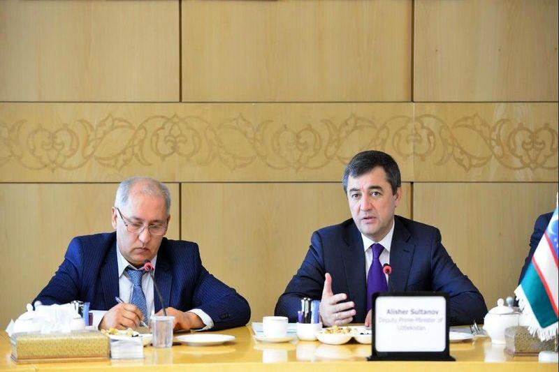 حجم مبادلات ایران و ازبکستان به ۵۰۰ میلیون دلار می رسد