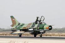 نمایش اقتدار و سیادت دریایی نیروی هوایی ارتش و سپاه در خلیج فارس