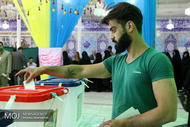 پیشتازی حجت الاسلام روحانی در شهرستان چابهار