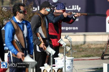 هفته پنجم لیگ برتر تیراندازی به اهداف پروازی