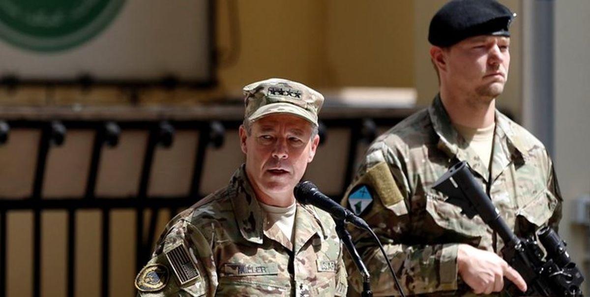 یک کاروان ارتش آمریکا در عراق هدف قرار گرفت