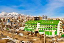 کاهش 40 درصدی ضریب اشغال هتلهای  اردبیل در ایام نوروز