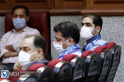 چهارمین جلسه دادگاه برخی از مدیران سابق بانک مرکزی