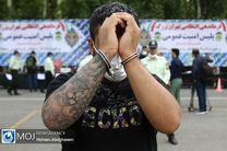 دستگیری سارق کابل مخابرات با 11 فقره سرقت در میناب