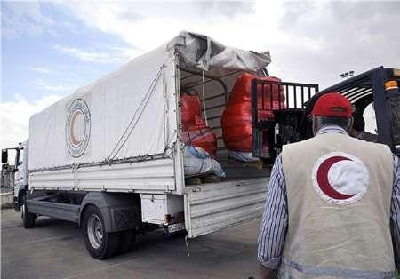 ارسال کمکهای غذایی از هرمزگان به سیستان و بلوچستان