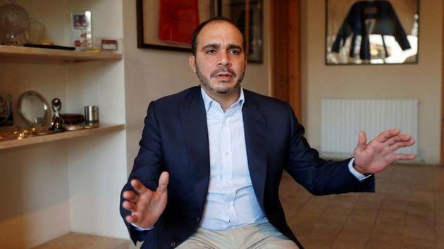 شاهزاده علی: فیفا با ریاست اینفانینو اعتمادها را جلب نکرده است