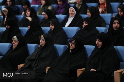 مراسم ضیافت افطار فعالان حوزه زنان و خانواده با رییس جمهور