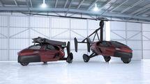 خودروی پرنده هلندی تا سال آینده به پرواز در میآید