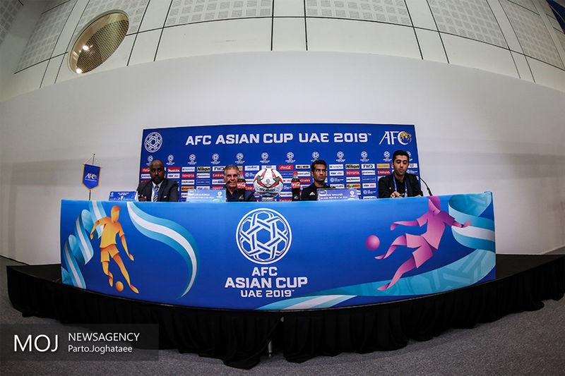 ساعت بازی فینال جام ملت های آسیا مشخص شد