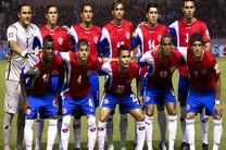 فهرست ۲۳ نفره تیم ملی فوتبال کاستاریکا برای جام جهانی اعلام شد