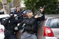 جنگ تبهکاران در پایتخت فلسطین اشغالی