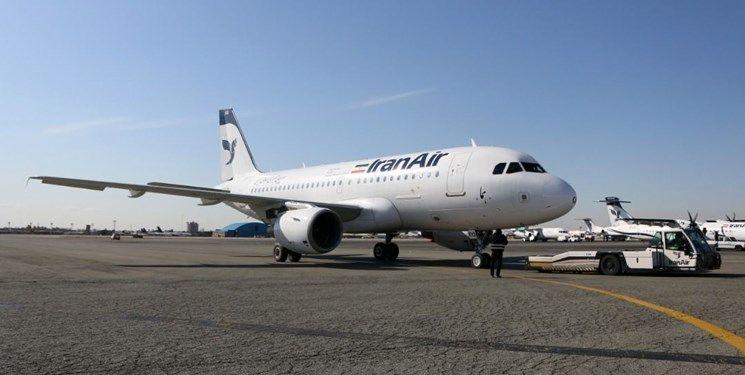 تعلیق تمامی پروازهای فرودگاه همدان از جمعه ۹ اسفند تا ۲۷ اسفند سال جاری