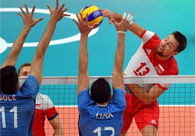 لهستان به راحتی استرالیا را شکست داد