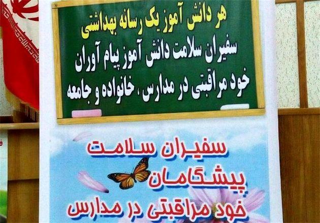 جشنواره استانی سفیران سلامت در استان گلستان اجرا میشود