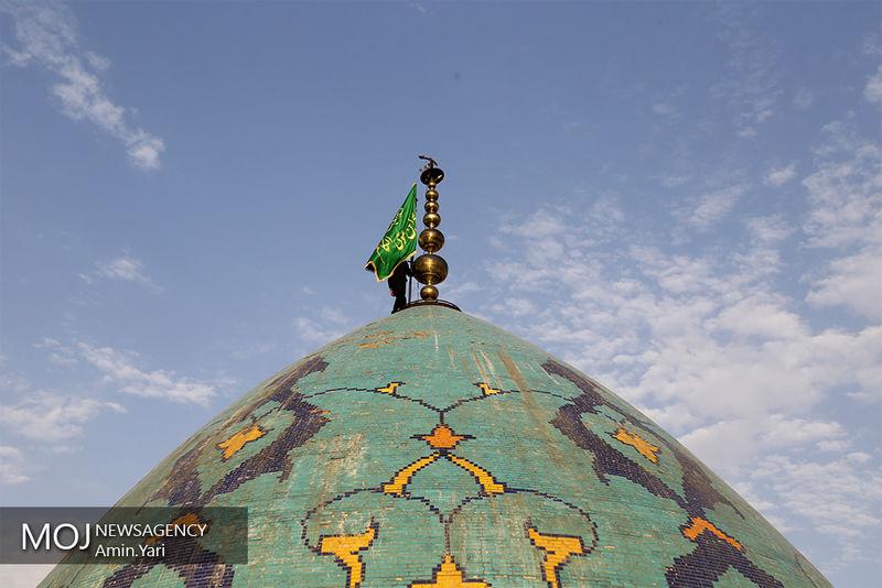 خدام آستان مقدس امامزاده سیدجعفر محمد( ع) یزد به مناطق سیل زده اعزام شدند